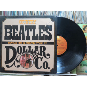 Dollar Co Country Beatles Lp Rge 1991 Stereo