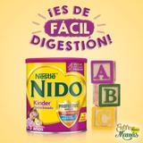 Leche Nido Kinder ® Deslactosado 1 A 3 Años 1.6 Kg (lata)