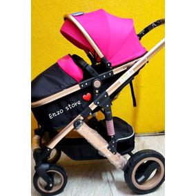 Baby Car Stroller Importado Berço Moisés Passeio Rodas De Bo