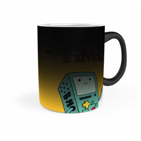 Taza Magica Hora De Aventura Jake Diseños Personalizada Dhnp 148490bbdce