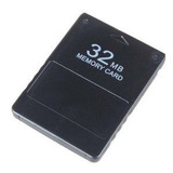 Memory Card Playstation 2 Ps2 Generica 32mb
