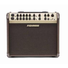 Cubo Violão Fishman Pro Lbx Ex6 Loudbox Artist 120w (127v)