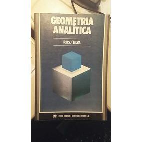 Silva Geometria Analitica. Reis - Livros no Mercado Livre Brasil c5067d49ef6e2
