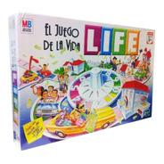 El Juego De La Vida Life Clasico Original Hasbro Playking