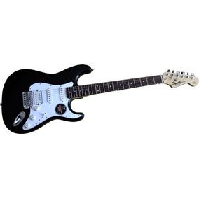 Guitarra Electrica Squier California Maple Black + Envios!