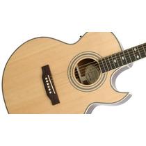 Guitarra Epiphone Pr-5e. Electroacúsitca. Natural.