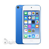 Ipod Apple Mkhv2lz/a - Mp4, Ios, Azul, 32 Gb, 4 Pulgadas