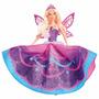 Boneca Barbie Butterfly Princesa Fada - Mattel