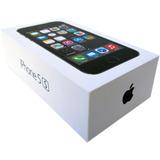Caja Vacía De Iphone 5s 16gb Nueva!!!