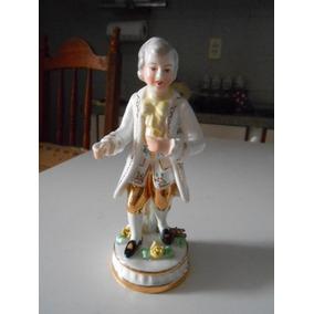 Antiga Porcelana Vieira De Castro - Nobre Fidalgo