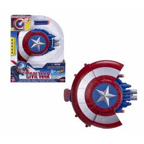 Escudo Capitán América Ataque Sorpresa Hasbro Nuevo