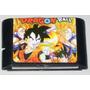 Cartucho Sega Dragon Ball Z Para Equipos 16 Bit