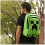 Mochila Minecraft Creeper Original