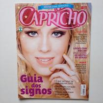 Revista Capricho N°1165 Sophia Abrahão Justin Bieber