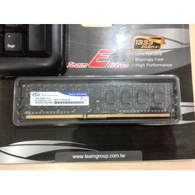 Memoria Ram Para Pc 2 Gb Ddr3 1333 Mhz Serie Elite Black