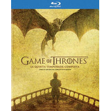 Blu-ray - Game Of Thrones - Juego De Tronos - Temporada 5