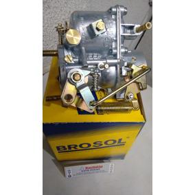 Carburador Solex Brosol 30pic Fusca 1300 Gasolina
