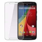 Película De Plástico Flexivel Motorola Moto G2 Xt1068 Xt1069