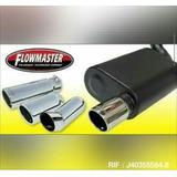 Powerflow Flowmasters Serie40 Para Todo Tipo De Vehiculos