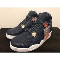 Zapatillas Nike Jordan 4 Retro Premium Air Obsidian