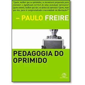Pedagogia Do Oprimido - Capa Brochura