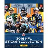 2016 Panini Nfl Football Etiqueta Album Collection (incluye