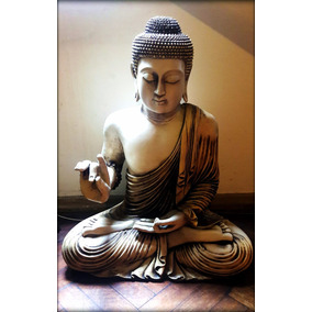 Buda Gigante Precioso Resina - Interior / Exterior
