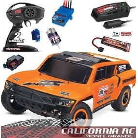 Traxxas 4x2 Edicion Robby Gordon Edicion Dakar