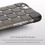Capinha Capa Original Apple Para Iphone 5s Anti Choque Preta