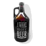 Growler, Botellon Para Cerveza  More Beer
