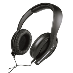 Fone De Ouvido Headphone Hd202 Sennheiser Hd 202 Il Com Nf