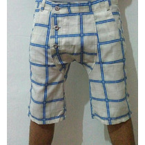 Bermuda Saruel Swag Skinny Masculino Hip Hop Street Justin B