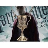 Collar Traslador Portus Gira Tiempo Harry Potter Reliquias