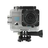 Cámara De Accion Hd 1080p, Tipo Go Pro, Wifi, Sumergible