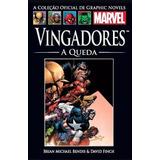 Hq Vingadores A Queda - Coleção Oficial De Graphic Novels 34