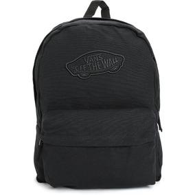 Mochila Vans Realm Backpack - Black