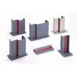 Perfil De Marcos Para Puertas Metalicos De 12 Y De 15 Cm