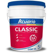 Pintura Vinil Acrílica Itp Classic Cubeta 19l - Color Blanco