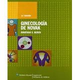 Ginecologia Novak 14 Ed Pdf