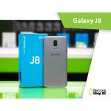 Samsung Galaxy J8 2018 32+3gb 16+5+16 Mpx Negro
