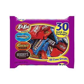 Todos Los Tiempos Greats Tamaño Snack Surtido De Hershey, 15