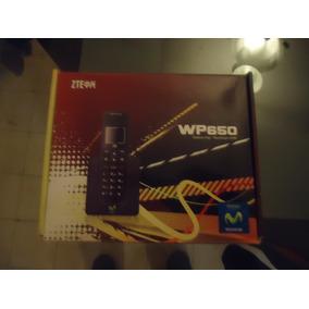 Telefono Fijo Zte Wp650 Chip Movistar Sin Linea
