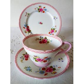 Trios De Porcelana Inglesa
