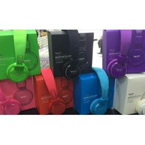 Audifinos Mp3 Sony Wa Radio Fm Micro Sd