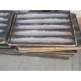 Bandeja Aluminio Panadería Usada 70x45