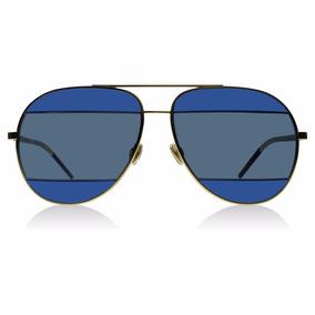 Gafas Dior Split Azul Unisex Original Envío Gratis