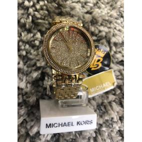 Relógio Michael Kors Mk3438 Super Slim C  Swarovski C  Caixa · R  899 99. 12x  R  75 sem juros 7faae1ed70