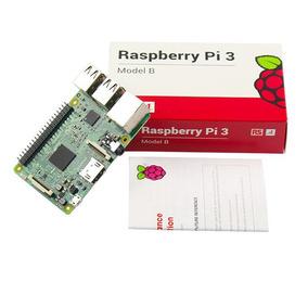 Raspberry Pi3 Pi 3 Model B Quadcore 1.2ghz Envio Imediato