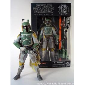 Star Wars Boba Fett Balck Series Bootleg Nuevo Y Sellado