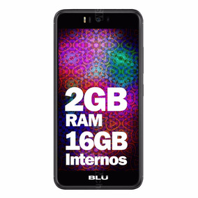 Celular Blu R2 4g Lte Android 7 Garantia Original + Funda